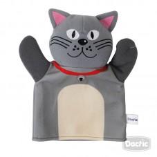 Títere de Tela Gato
