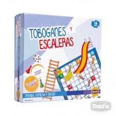 Toboganes y Escaleras