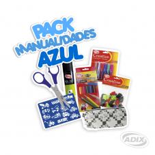 Pack Manualidades Azul
