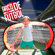 Arcos Fútbol Plegables