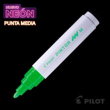 Marcador PINTOR Medio Neón...