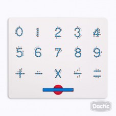 Tablero Magnético Matemática