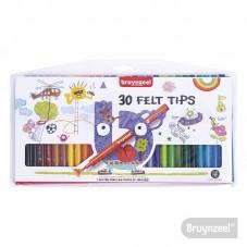 Marcadores 30 Colores...