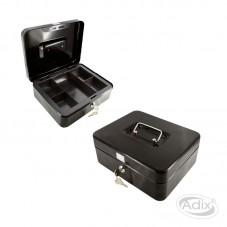 Caja Seguridad 25x18x9cm Negro