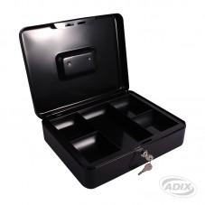 Caja Seguridad 30x24x9cm Negro
