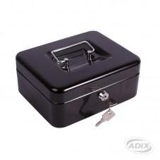 Caja Seguridad 20x16x9cm Negro