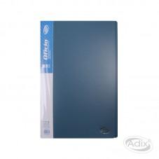 Carpeta Oficio 30 Fundas Azul