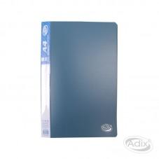 Carpeta A4 30 Fundas Azul