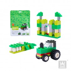 Tractor 3 en 1 Armable WANGE
