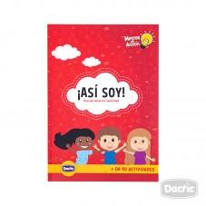 Libro Así Soy 50 pág. DACTIC