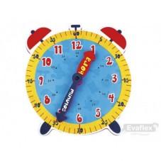 Reloj Con Manecillas
