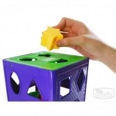 Cubo de Encaje Plástico
