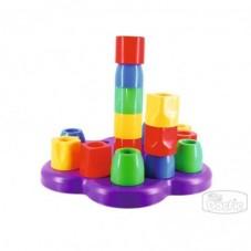 Set de Encaje de Plástico