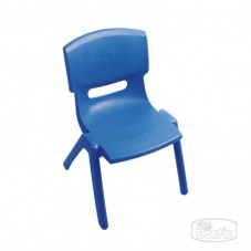 Silla Infantil Plástica Azul