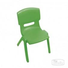Silla Infantil Plástica Verde