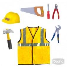 Disfraz Constructor