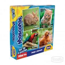 Puzzles Mascotas