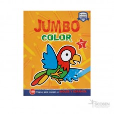 Libro Jumbo Color Nivel 1 -...