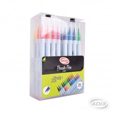 Set de Brush Pen 24 Colores...