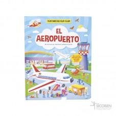 Libro Flip Flap El Aeropuerto