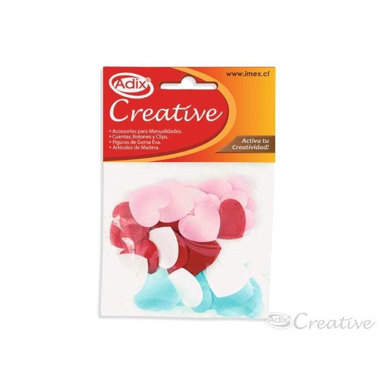 Cordeles de Plástico 80 cm. Colores Surtidos