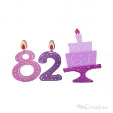 Cumpleaños Goma Eva...
