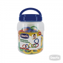 Botones Plásticos Colores Surtidos