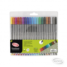 Fineliner 20 colores