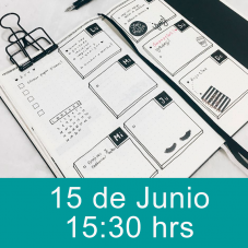 Taller Deco Bullet Journal