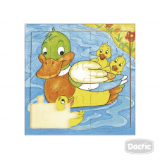 Puzzle Pato