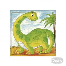 Puzzle Dinosaurio