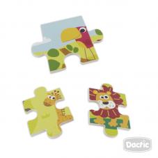 Puzzle 45x35cm Madera