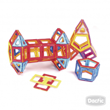 Piezas Magnéticas 3D 56u