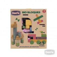 Bloque Conectable Pastel 43pzs