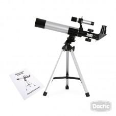 Telescopio Aluminio con...