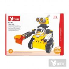 Robot armable 5 en 1 Dubie