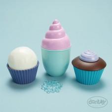 Set de cupcakes de 8 pzs