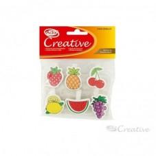 Pinzas con Frutas
