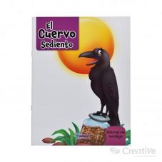 El cuervo Sediento