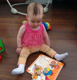 La estimulación temprana es clave en el desarrollo infantil